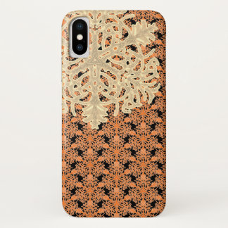 Abstract Autumn Day, Fall Colors, iPhone X Case