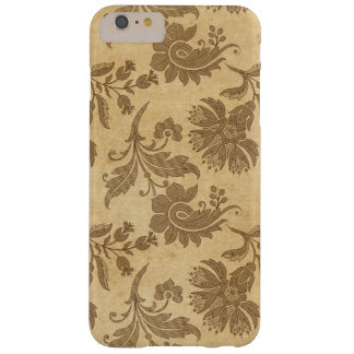 Abstract Autumn/Fall Flower Patterns Barely There iPhone 6 Plus Case