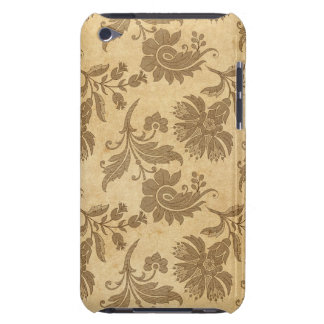 Abstract Autumn/Fall Flower Patterns Barely There iPod Cover