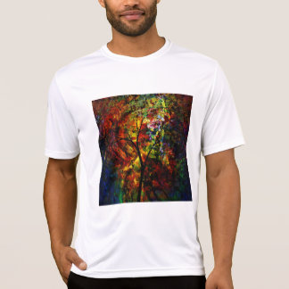 Abstract Autumn T-Shirt