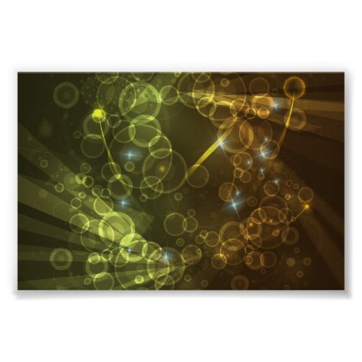 abstract background.ai poster