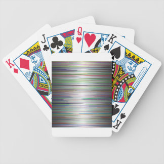 abstract  background bicycle playing cards