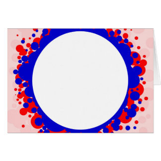 Abstract Background Card