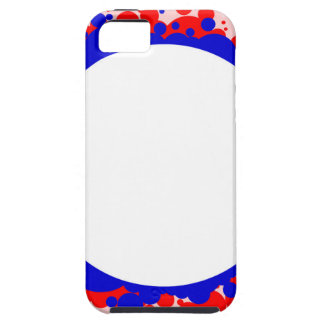 Abstract Background Case For The iPhone 5