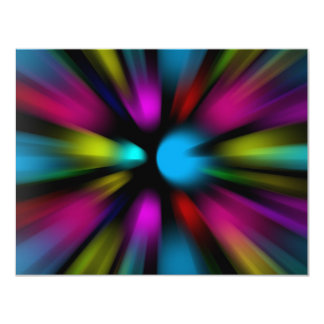 Abstract Background Custom Announcements