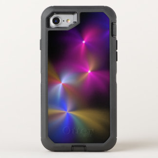 Abstract background OtterBox defender iPhone 7 case