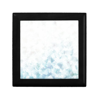 abstract background small square gift box