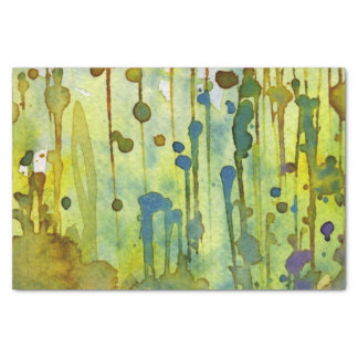 abstract background tissue paper