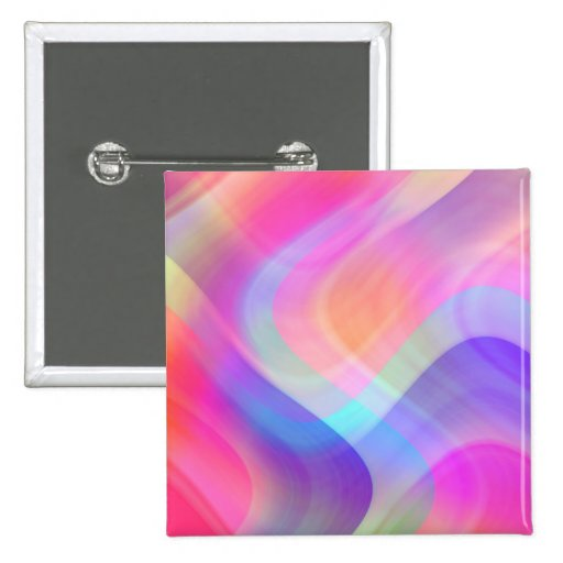 abstract pinback buttons