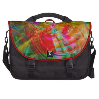 ABSTRACT BAG FOR LAPTOP