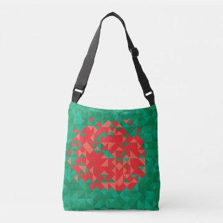 Abstract Bangladesh Flag, Bangladech Colors Bag
