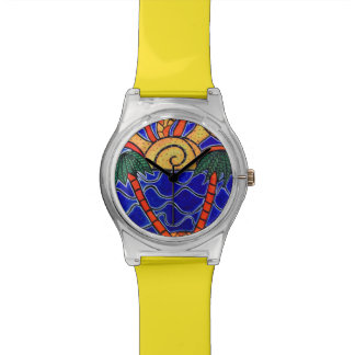 Abstract Beach Watch