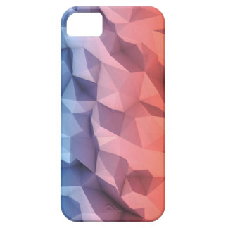 Abstract Beautiful Low Poly 3D IPhone 5S/5/SE Case
