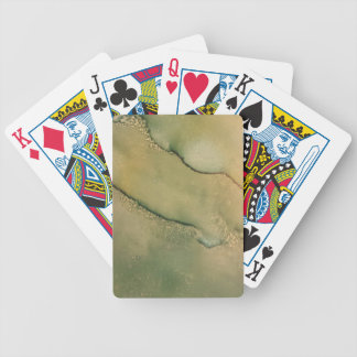 Abstract Bicycle Poker Playing Cards