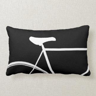 Abstract Bike pillow Throw Cushion
