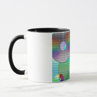 Abstract Binary Disks Mug