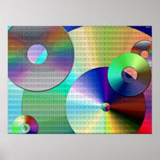 Abstract Binary Disks Poster