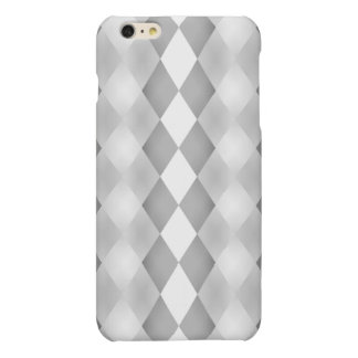 Abstract Black and White Square Pattern