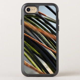 abstract black red and green urban photograph OtterBox symmetry iPhone 8/7 case