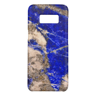 Abstract blue granite-marble Case-Mate samsung galaxy s8 case