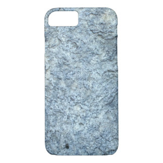 Abstract Blue-grey Stone Texture iPhone 7 Case