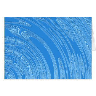 abstract blue metallic texture card