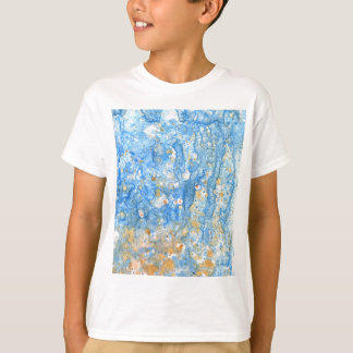 Abstract blue painting T-Shirt