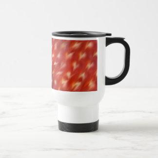 Abstract Blur Travel Mug