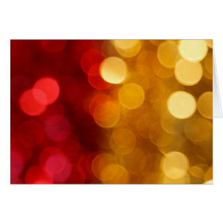 Abstract Blurred Background Cards