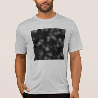 Abstract Bokeh Fine Art Monochrome Mens Tshirt