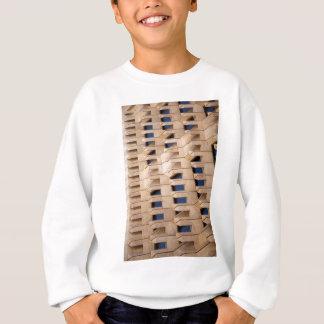 Abstract building sweatshirt