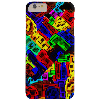 abstract buildings barely there iPhone 6 plus case