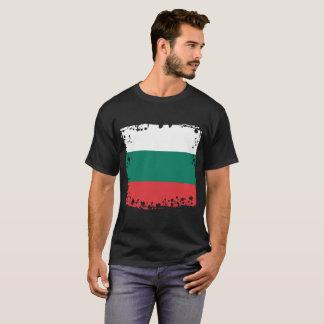Abstract Bulgaria Flag, Bulgarian Vector Flag (Vec T-Shirt