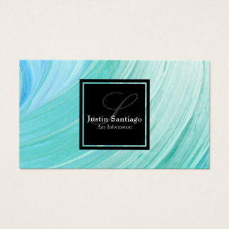 Abstract Business Template Business Card