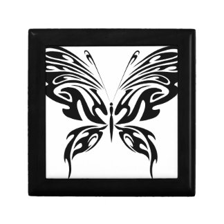Abstract Butterfly Gift Box
