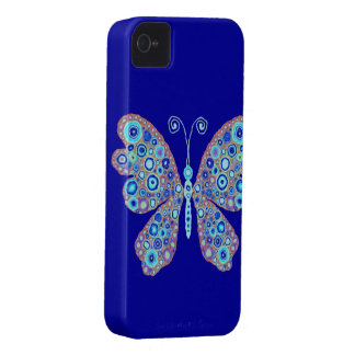 Abstract Butterfly iPhone 4 Covers