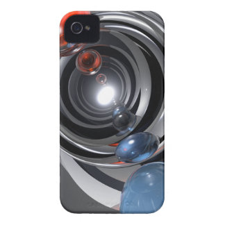 Abstract Camera Lens Blackberry Bold Case