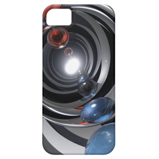 Abstract Camera Lens iPhone 5 Case