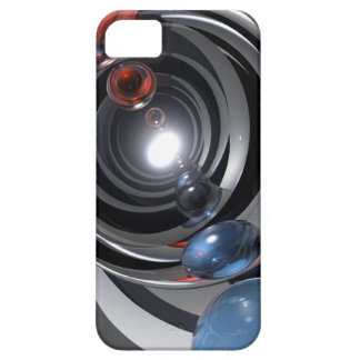 Abstract Camera Lens iPhone 5 Covers