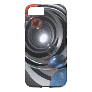 Abstract Camera Lens iPhone 7 Case