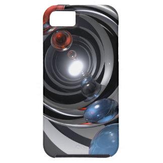 Abstract Camera Lens Tough iPhone 5 Case