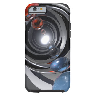 Abstract Camera Lens Tough iPhone 6 Case