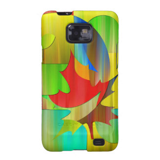 Abstract Galaxy SII Cases