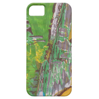 Abstract Case Case For The iPhone 5
