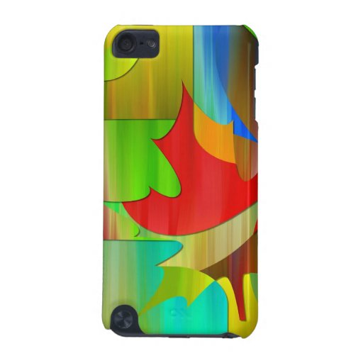 Abstract iPod Touch 5G Cover