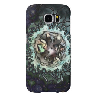 Abstract Cell Phone Case by Artful Oasis
