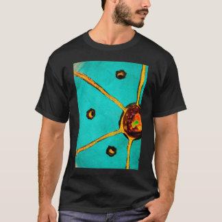 abstract ceramic art design tee shirt