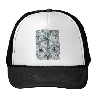 Abstract Chandelier (abstract expressionism) Cap