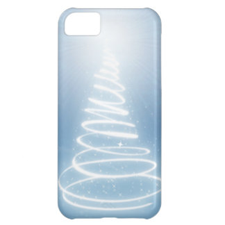 Abstract Christmas Tree Case For iPhone 5C