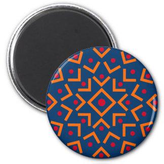 Abstract Circle Magnet